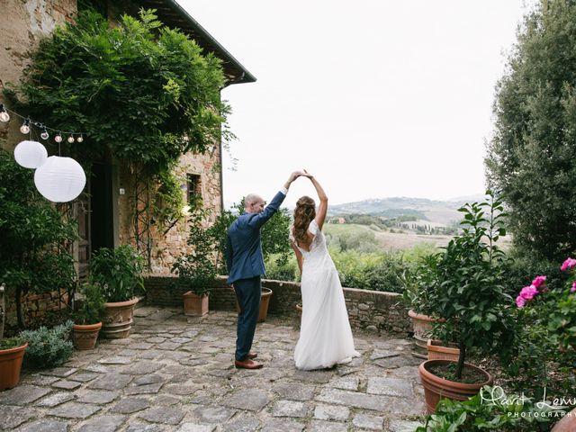 Il matrimonio di Martin e Dorine a Terricciola, Pisa 17