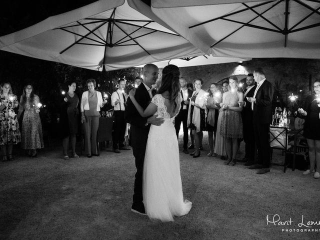 Il matrimonio di Martin e Dorine a Terricciola, Pisa 18