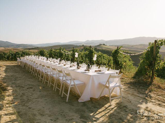 Il matrimonio di Martin e Dorine a Terricciola, Pisa 19