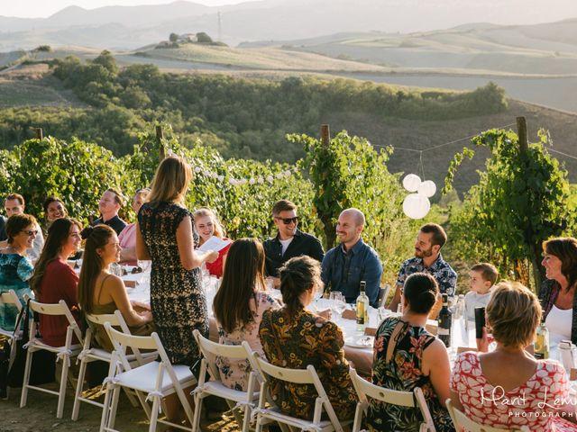 Il matrimonio di Martin e Dorine a Terricciola, Pisa 20