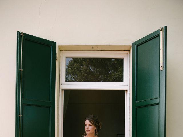 Il matrimonio di Martin e Dorine a Terricciola, Pisa 25