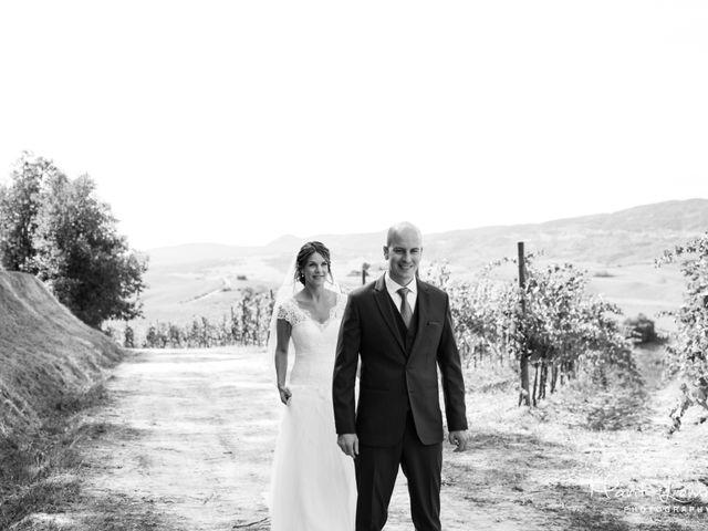 Il matrimonio di Martin e Dorine a Terricciola, Pisa 26