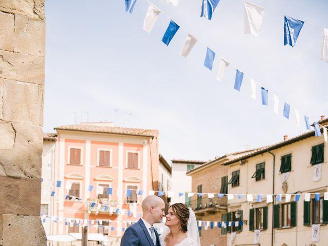 Il matrimonio di Martin e Dorine a Terricciola, Pisa 27