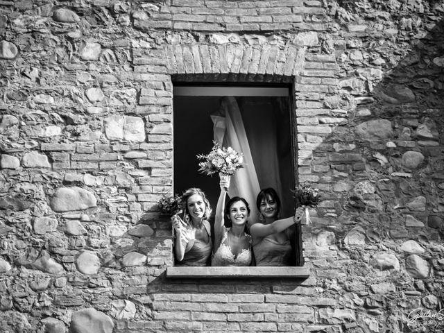 Il matrimonio di Alessandro e Erica a Casalnoceto, Alessandria 14