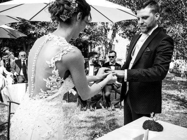 Il matrimonio di Alessandro e Erica a Casalnoceto, Alessandria 25