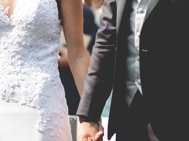 Il matrimonio di Alessandro e Erica a Casalnoceto, Alessandria 26