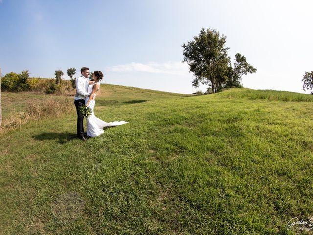 Il matrimonio di Alessandro e Erica a Casalnoceto, Alessandria 28
