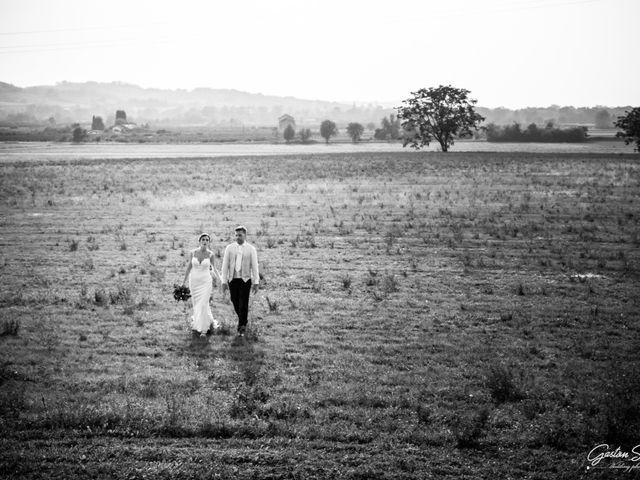 Il matrimonio di Alessandro e Erica a Casalnoceto, Alessandria 40