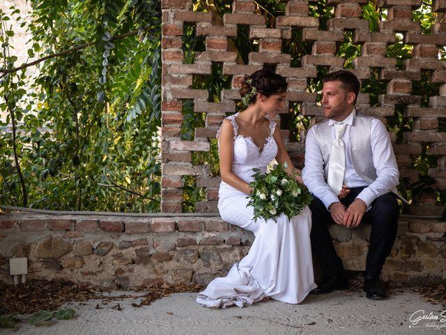 Il matrimonio di Alessandro e Erica a Casalnoceto, Alessandria 43