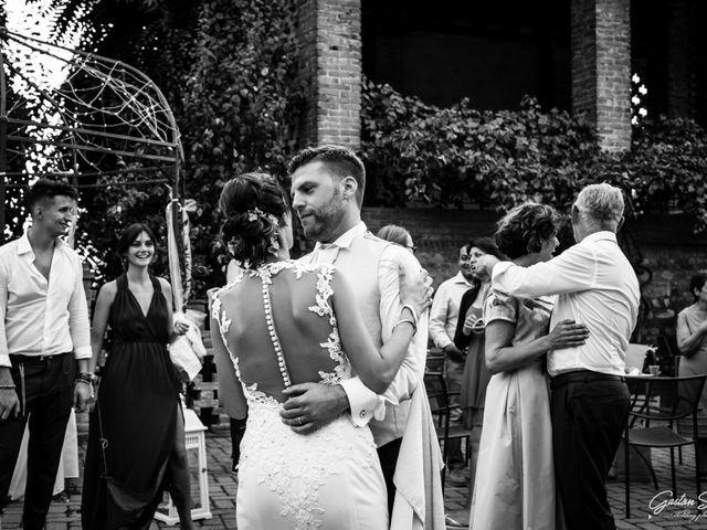 Il matrimonio di Alessandro e Erica a Casalnoceto, Alessandria 45