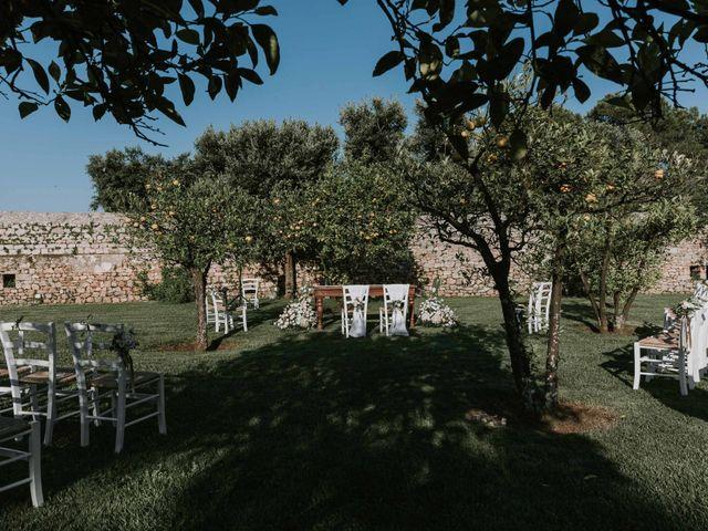 Il matrimonio di Cosimo e Fortuna a Mesagne, Brindisi 21