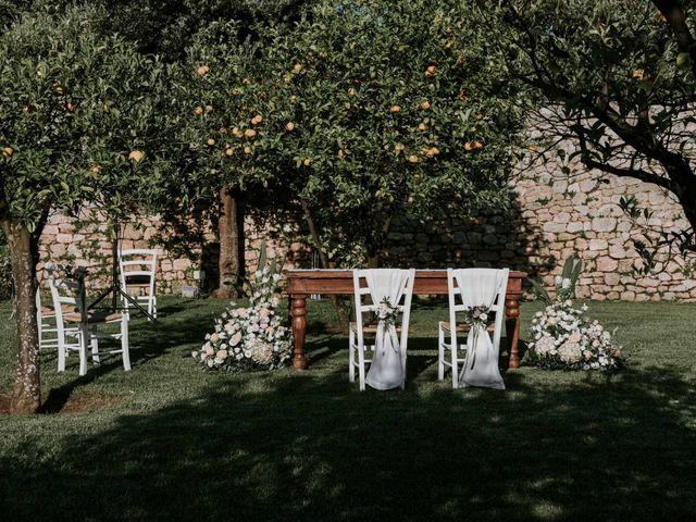 Il matrimonio di Cosimo e Fortuna a Mesagne, Brindisi 22