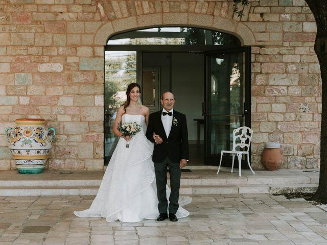 Il matrimonio di Cosimo e Fortuna a Mesagne, Brindisi 27