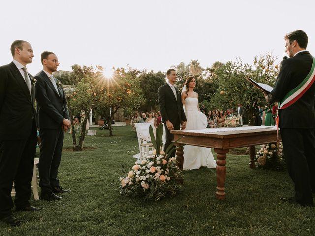 Il matrimonio di Cosimo e Fortuna a Mesagne, Brindisi 31