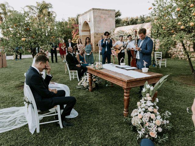 Il matrimonio di Cosimo e Fortuna a Mesagne, Brindisi 39