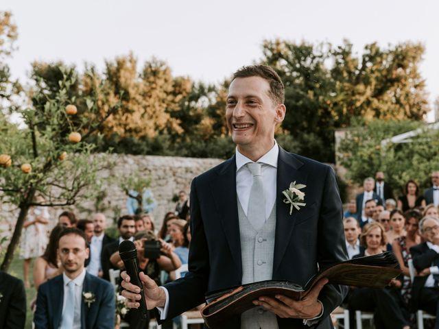 Il matrimonio di Cosimo e Fortuna a Mesagne, Brindisi 42