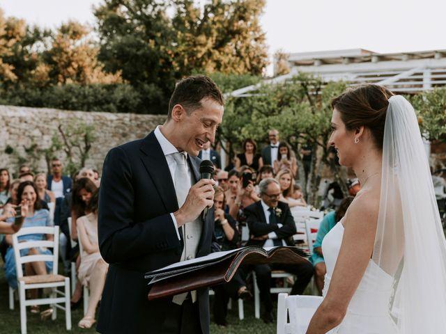 Il matrimonio di Cosimo e Fortuna a Mesagne, Brindisi 43