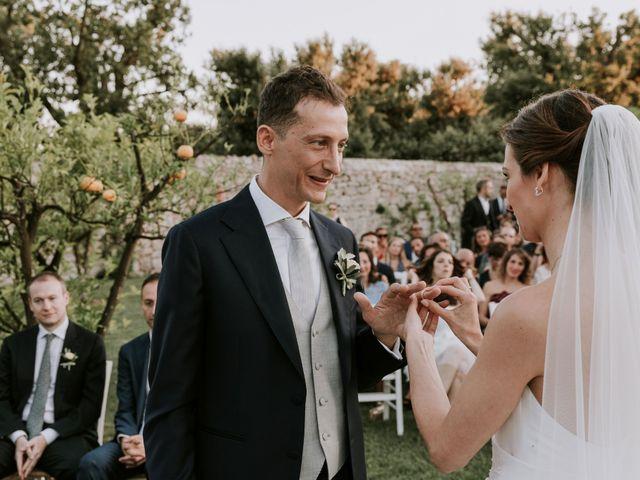 Il matrimonio di Cosimo e Fortuna a Mesagne, Brindisi 49