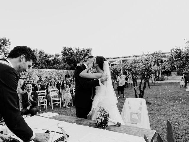 Il matrimonio di Cosimo e Fortuna a Mesagne, Brindisi 52
