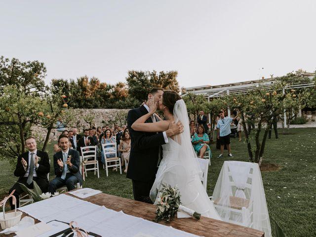 Il matrimonio di Cosimo e Fortuna a Mesagne, Brindisi 53