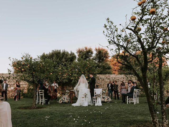 Il matrimonio di Cosimo e Fortuna a Mesagne, Brindisi 54