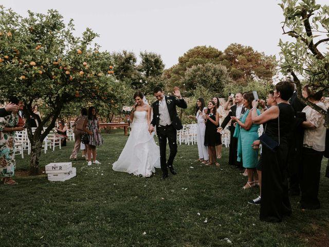 Il matrimonio di Cosimo e Fortuna a Mesagne, Brindisi 59