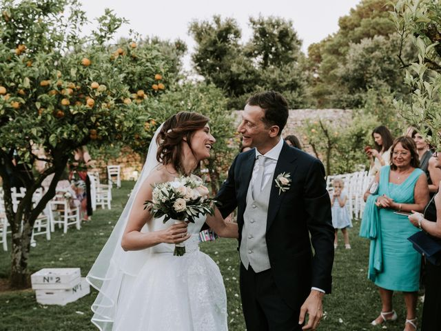 Il matrimonio di Cosimo e Fortuna a Mesagne, Brindisi 60