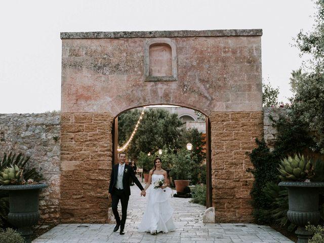 Il matrimonio di Cosimo e Fortuna a Mesagne, Brindisi 65