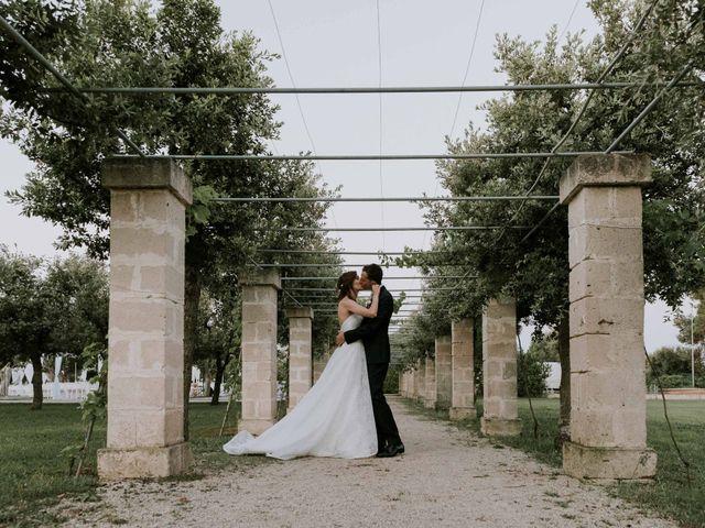 Il matrimonio di Cosimo e Fortuna a Mesagne, Brindisi 68