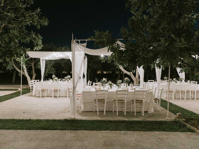 Il matrimonio di Cosimo e Fortuna a Mesagne, Brindisi 78