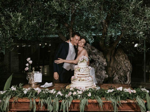 Il matrimonio di Cosimo e Fortuna a Mesagne, Brindisi 93