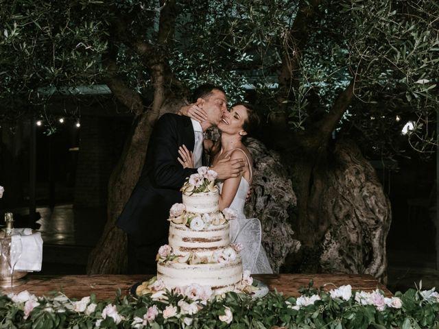 Il matrimonio di Cosimo e Fortuna a Mesagne, Brindisi 94