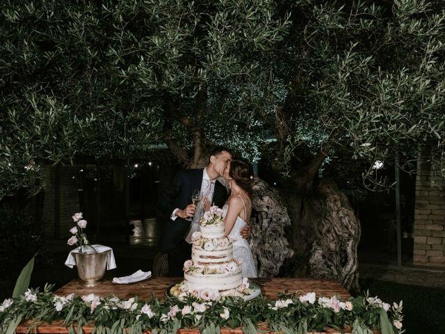 Il matrimonio di Cosimo e Fortuna a Mesagne, Brindisi 96