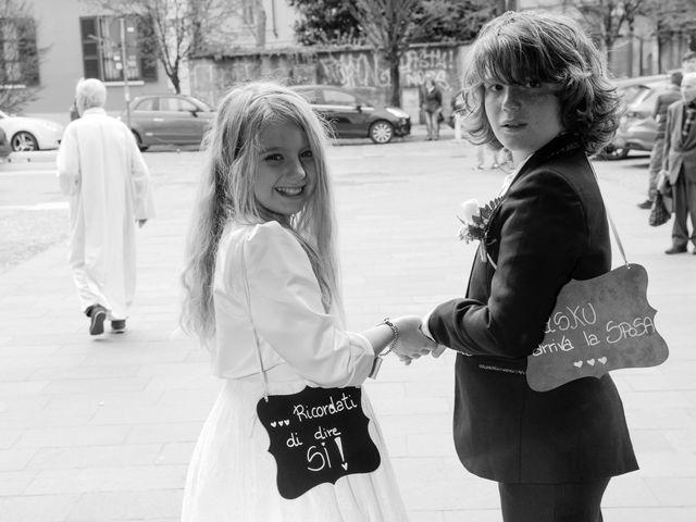 Il matrimonio di Pasku e Anna a Lesmo, Monza e Brianza 8