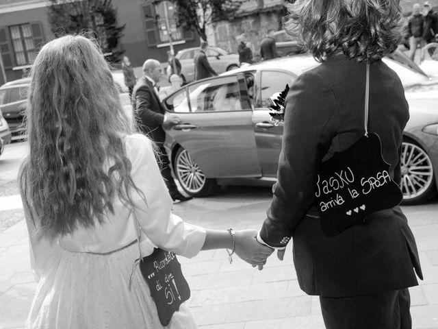 Il matrimonio di Pasku e Anna a Lesmo, Monza e Brianza 9
