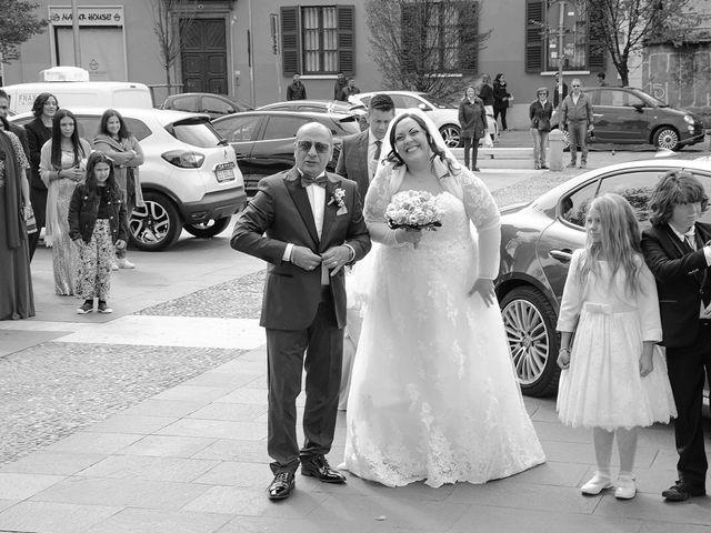 Il matrimonio di Pasku e Anna a Lesmo, Monza e Brianza 10
