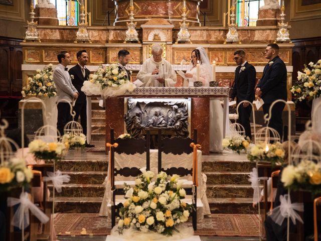 Il matrimonio di Pasku e Anna a Lesmo, Monza e Brianza 15