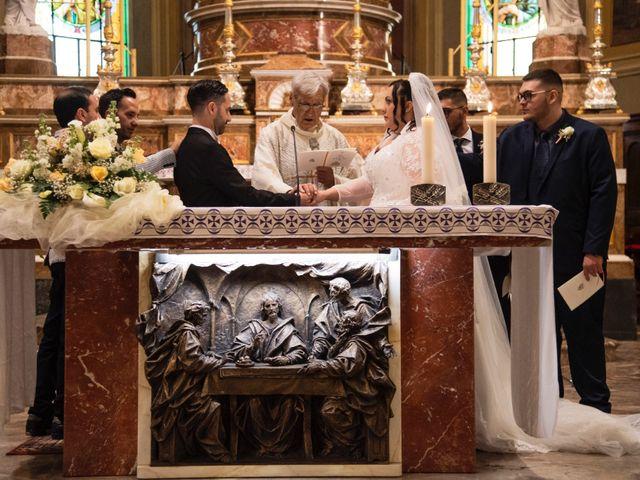 Il matrimonio di Pasku e Anna a Lesmo, Monza e Brianza 16