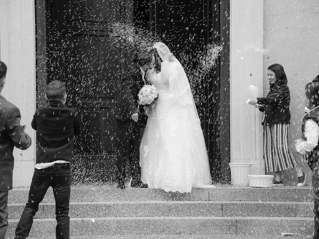 Il matrimonio di Pasku e Anna a Lesmo, Monza e Brianza 1