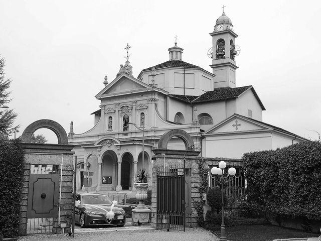 Il matrimonio di Pasku e Anna a Lesmo, Monza e Brianza 21
