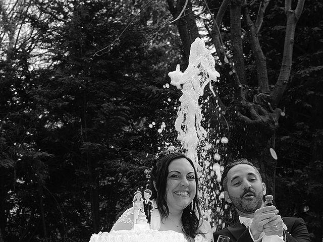 Il matrimonio di Pasku e Anna a Lesmo, Monza e Brianza 34