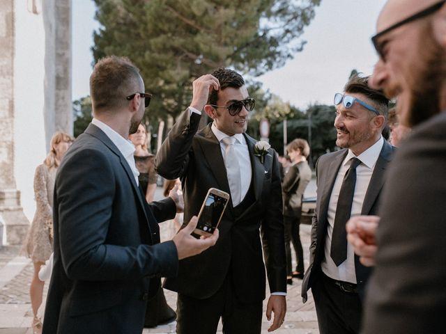 Il matrimonio di Paolo e Sara a Fermo, Fermo 247