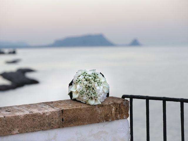 Il matrimonio di Federica e Enrico a Trabia, Palermo 2