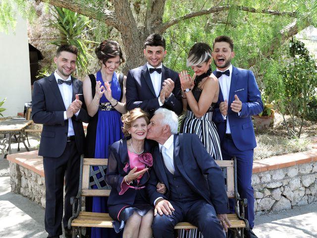 Il matrimonio di Federica e Enrico a Trabia, Palermo 13