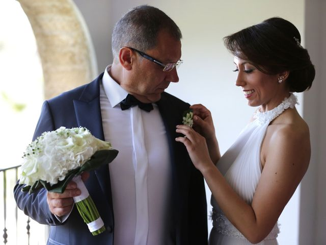 Il matrimonio di Federica e Enrico a Trabia, Palermo 15