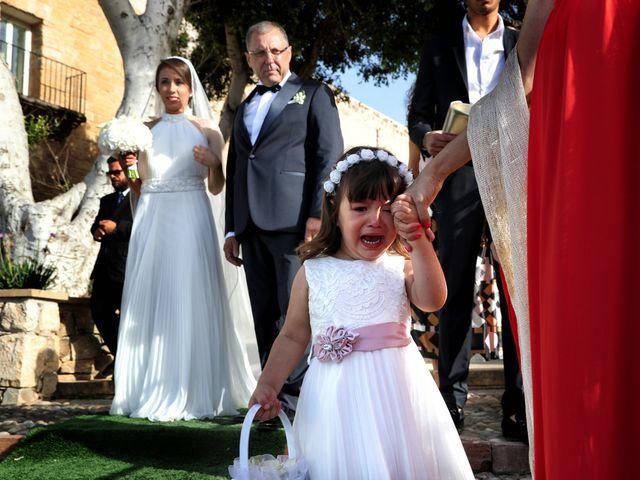 Il matrimonio di Federica e Enrico a Trabia, Palermo 20