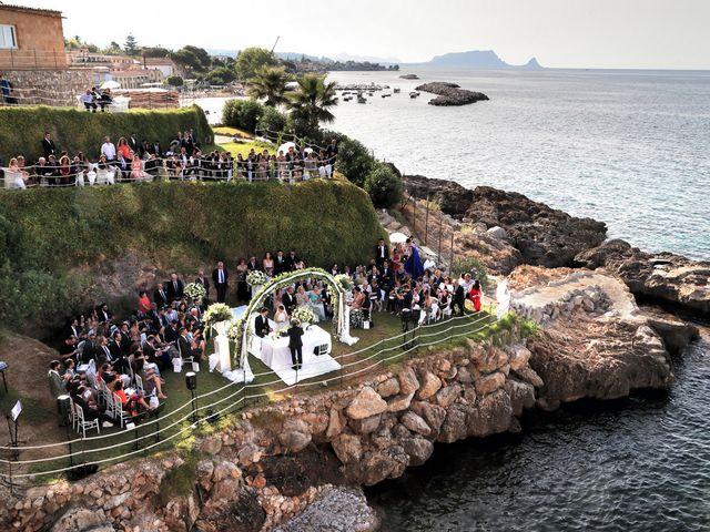 Il matrimonio di Federica e Enrico a Trabia, Palermo 22