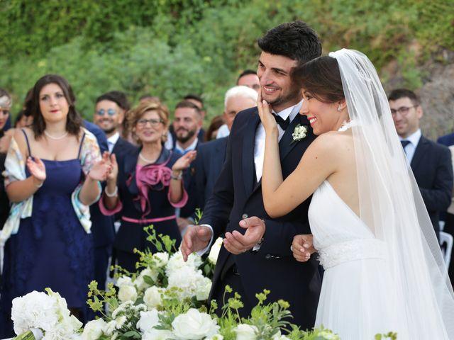 Il matrimonio di Federica e Enrico a Trabia, Palermo 25