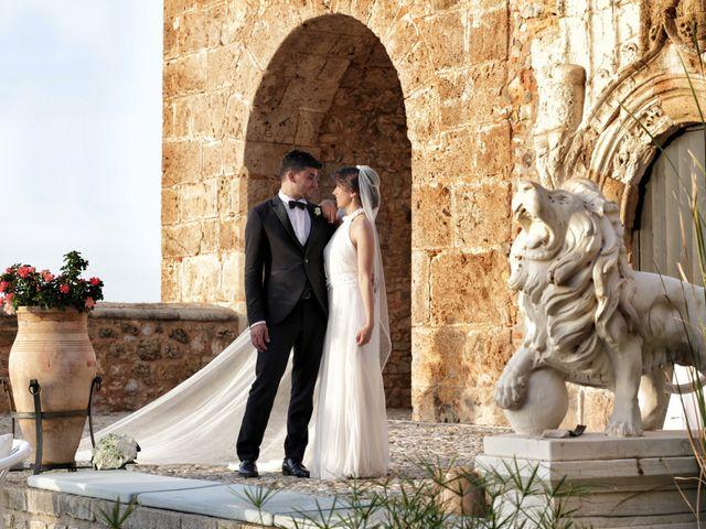 Il matrimonio di Federica e Enrico a Trabia, Palermo 27