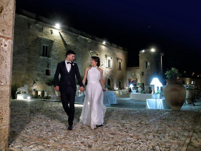 Il matrimonio di Federica e Enrico a Trabia, Palermo 32